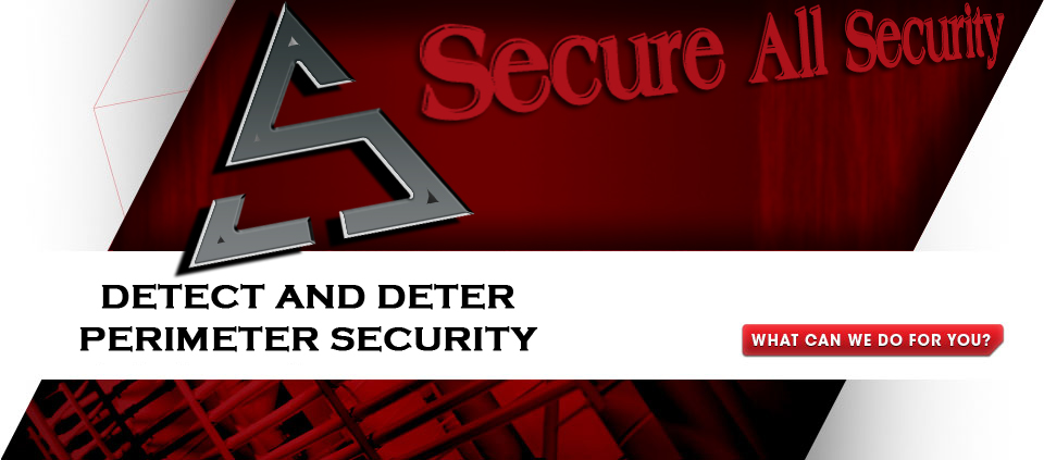 Detect and Deter Perimeter Security